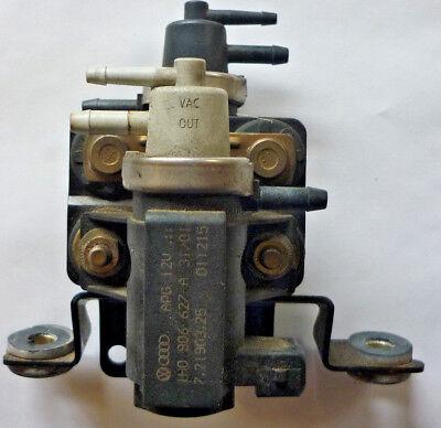 VW T4 2,5 TDI AHY AXG 151 Magnetventil N75 N18 Druckwandler 1H0906627 1H0906627A gebraucht kaufen  Bergisdorf