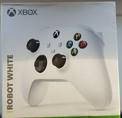 Xbox Series X & S Wireless Controller - Robot White