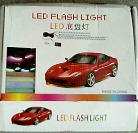 car Led colour changing led lights