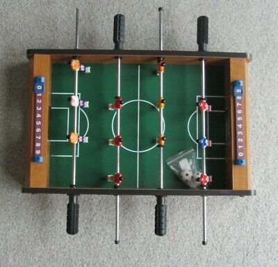 Children's Small Table Football Game Never Played for sale  Shipping to South Africa