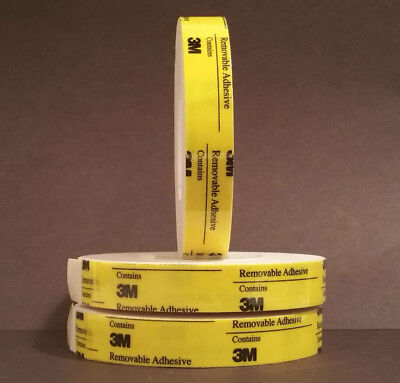 3M 928 ATG Repositionable Adhesive Transfer Tape 1/2