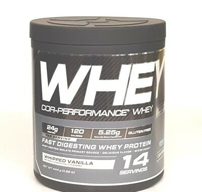 Cellucor Limited Edition Whey Protein 1 lb Whipped Vanilla 10/19 fast digesting