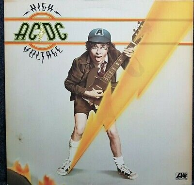 AC/DC:High Voltage Lp online kaufen