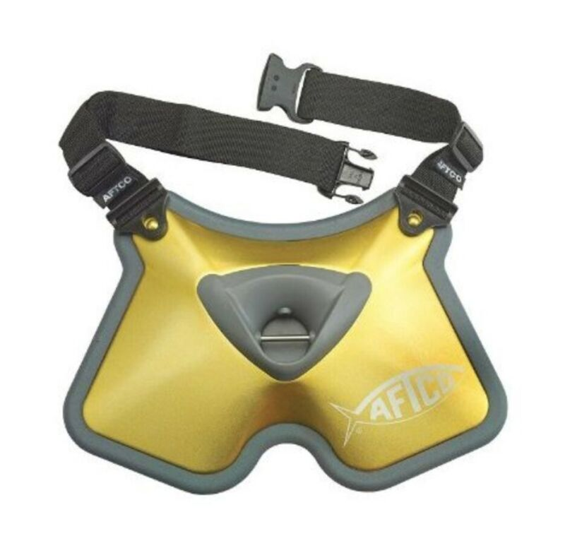 Aftco Clarion Fighting Belt - BELT1GLD The Ultimate Fighting Belt Quick Clips