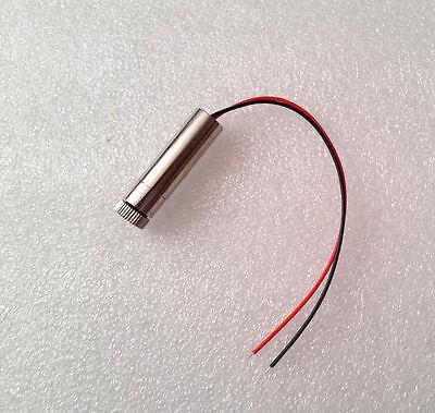 405nm 180200mw Blue-violet Focus Adjustable Laser Dot Module