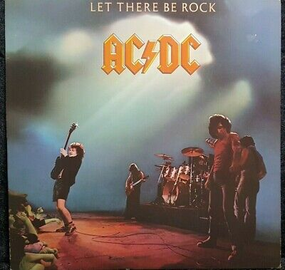 AC/DC:Let there be Rock Lp online kaufen