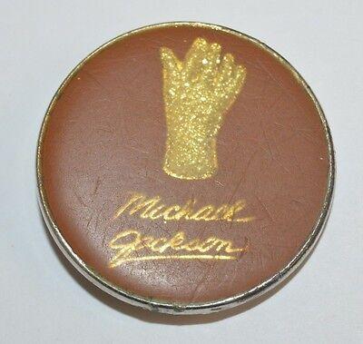 Vintage 1984 Michael Jackson Glove Victory Tour Child's Concert Belt Buckle Rare - Michael Jackson Kids Glove