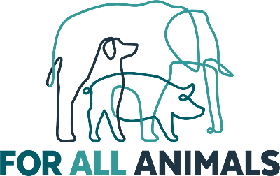 FOR ALL ANIMALS