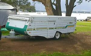 1997 Goldstream Storm Pop-up Caravan - Jayco Swan size Wyong Wyong Area Preview