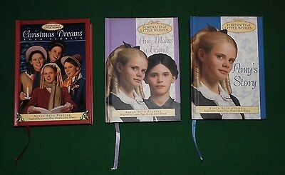 Portraits Of Little Women (BOOKS Portraits of Little Women  HC LOT OF 3)