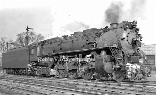 Delaware Lackawanna Railroad Photo DLW 1155 4-6-4 Hudson Steam Locomotive Train
