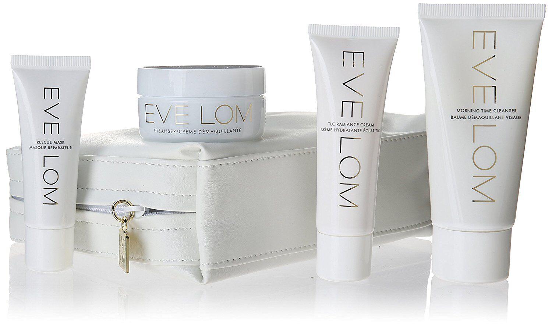 Eve Lom Travel Essentials Kit 5 Piece Gift Set Brand New