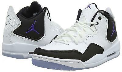 Nike Jordan Courtside 23 Men's Shoes White/Dark Concord-Black AR1000 104