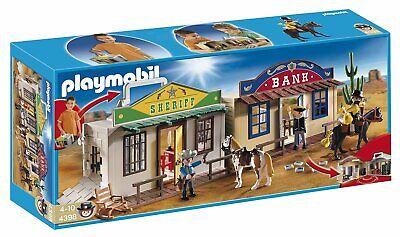 Playmobil 4398 Western My Take Along Western City