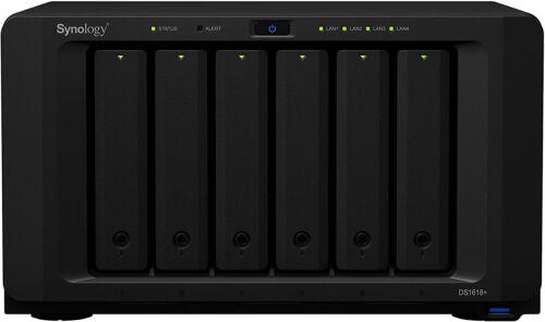 Synology 6 Bay NAS DiskStation - DS1618+ (Diskless)