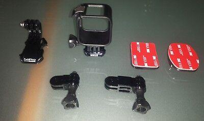 Carcasa frame 100% original Gopro Hero5 Session y Hero4 Session  + accesorio, usado segunda mano  Embacar hacia Argentina