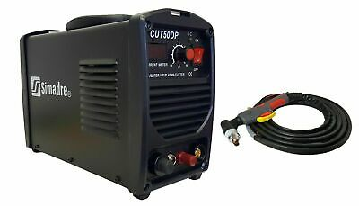 Plasma Cutter Pilot Arc 50amp Simadre 110220v Easy 12 Clean Cut 50dp Sim-p60