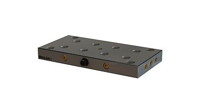Lang Style Quick Point Double Raster 52 Mm Receiver 125mm X 250 Mm Rectangular