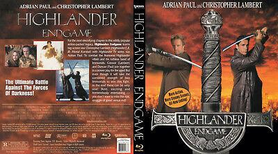 HIGHLANDER ENDGAME / BLURAY!