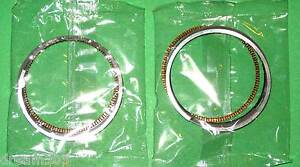 Honda CB350 CL350 SL350 Piston Rings Set x2 STD. 1969 1970 1971 1972 1973