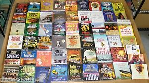Wholesale-Lot-10-New-Fiction-Audiobooks-on-CD