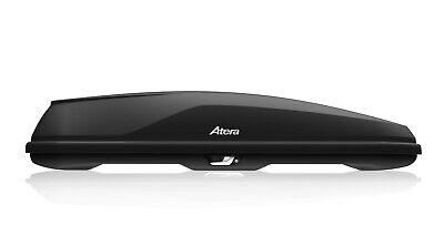Atera Casar XL Dachbox schwarz glänzend 215x90cm 540 Liter Dachkoffer 082294