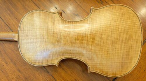 Joseph Kloz Mittenwald 1774 Labeled Czechoslovakia Violin - Refinished