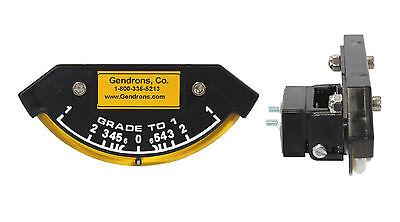 Grade-to-1 Slope Meter Indicator For Dozer Gradercaterpillarjohn Deerecat