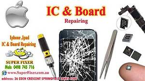 Expert in IPHONE , IPAD logic board and IC repairs Springfield Lakes Ipswich City Preview