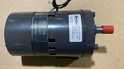Replaces Dayton 3m136 And 1lpn2 13 Rpm 113 In-lbs 110 Hp 115v Gearmotor