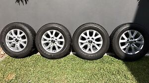 Toyota Landcruiser 200 series (2017 Sahara) Wheels and tyres Kingscliff Tweed Heads Area Preview