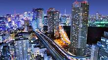 2 x $400 Return Flights from Melbourne to Tokyo Berwick Casey Area Preview