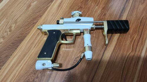 White/Gold Azodin KP3 with lots extra
