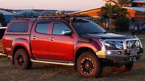 ISUZU DMAX 100k Truck BEST in OZ - FULLY FITTED AS NEW + WTY! Dundowran Fraser Coast Preview
