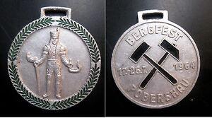 Anhänger POBERSHAU Bergbau Sachsen, Bergmann Erzgebirge