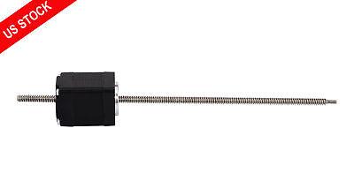 Nema 8 Stepper Motor Linear Actuator Non-captive 0.24a Lead Screw Length 150mm