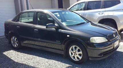 Holden Astra Equip. 2001 Auto
