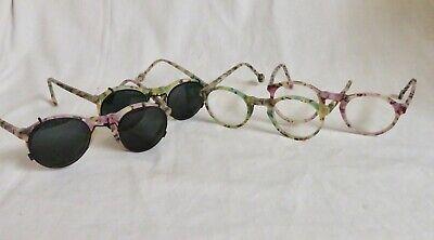 l.a. Eyeworks Andy Boy eyeglass and/or Sunglasses frames Italy NOS (Eyeglass Or Eyeglasses)