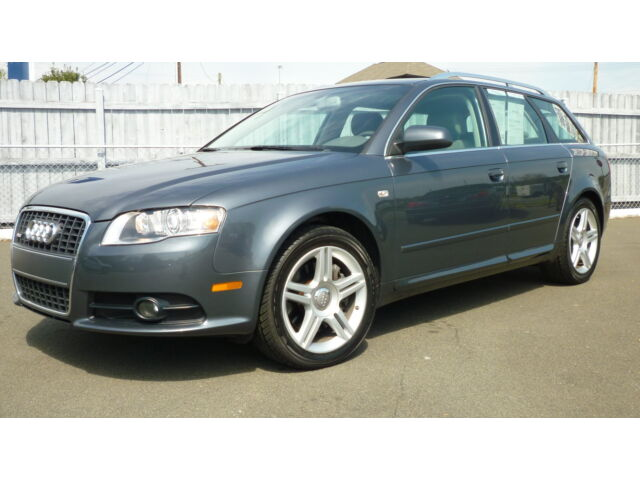 Audi : A4 S LINE A4 QUATTRO AVANT WAGON S LINE, ONE OWNER, NEVER DAMAGED