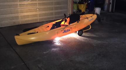 Hobie Mirage Sports Padal  Kayak
