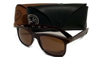 Ray-Ban Junior Unisex Brown Sunglasses w/case RJ 9062S 7014 73 (Junior Sunglasses)
