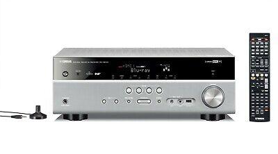 Yamaha RX-500D sintoamplificatore audio video Silver/Argento