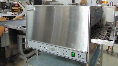 Lincoln 2501 Countertop Impinger Conveyor Oven - 208v1ph