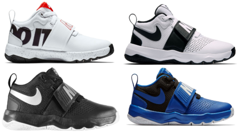 Nike Team Hustle D8 Turnschuhe Kinder Basketball Sportschuhe Sneaker 0126