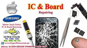 Expert in IPHONE, IPAD,  Galaxy logic board and IC repair Springfield Lakes Ipswich City Preview