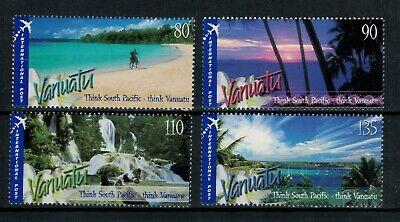 Vanuatu Scott 875 - 878 in MNH Condition
