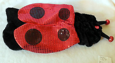ts Costume Ladybug size Large  Y387 (Big Lots Halloween-kostüme)