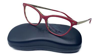 Ray-Ban Women's Red Cats Eye Glasses with case RB 5360 5714 54mm