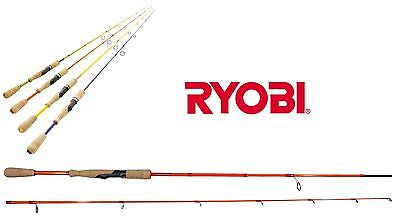 Ryobi Juicy Orange Spin 1,98m Spinrute 5-12g Zander Barsch Forelle Kohlefaser