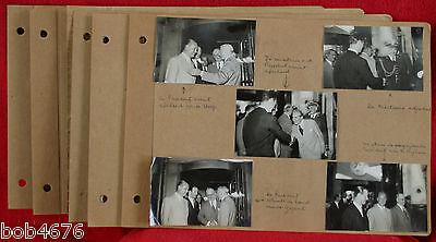 1952 Photo Album Grand Opening Dutch Kingdom Bank Hollandsche Bank-Unie URUGUAY